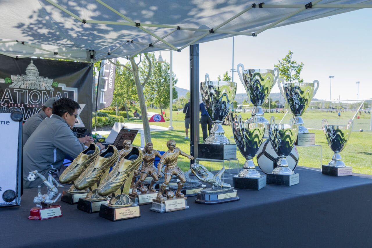 2017 WCSA National Showcase and League Cup Recap